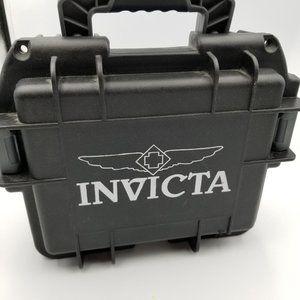 Invicta 3 Slot Dive Impact Case DC3BLK Watch